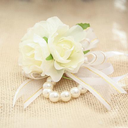新娘伴娘手花