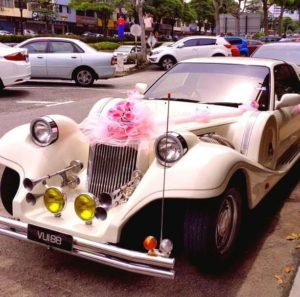 Wedding Cars JB